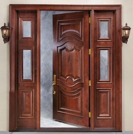 Picture for category Mahogany Door