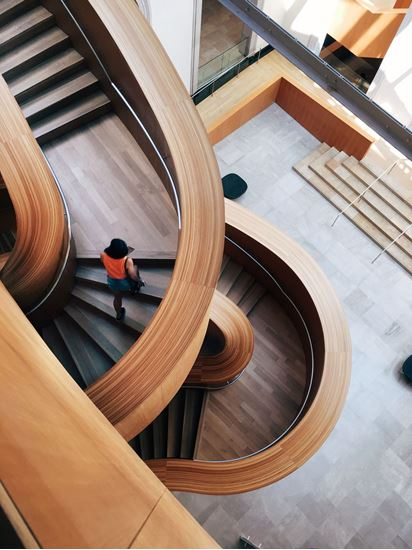 Picture of Stairs Floors Wood